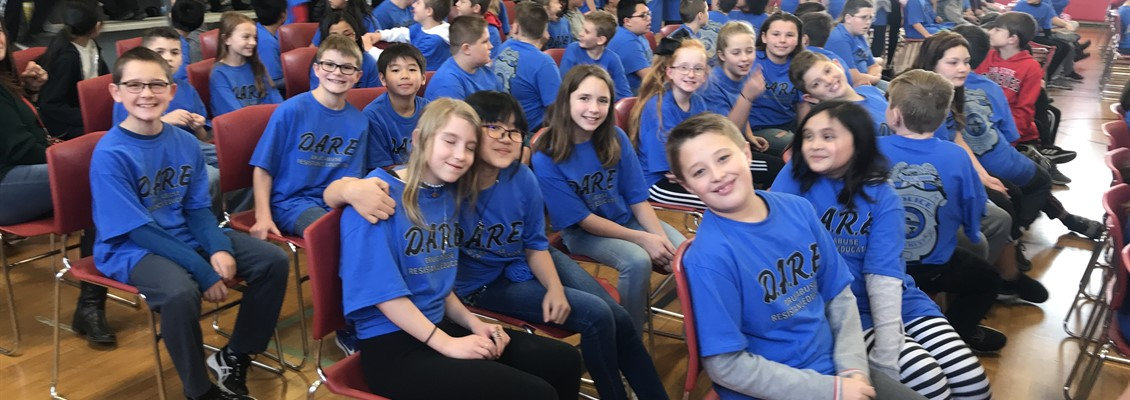DARE Graduation-Fifth Grade