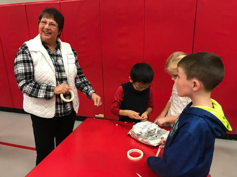 November 11th: Second Grade Mayflower Ship STEM Activity