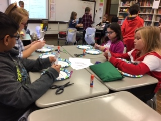 November 8th: Fifth Grade Figurative Language Activity