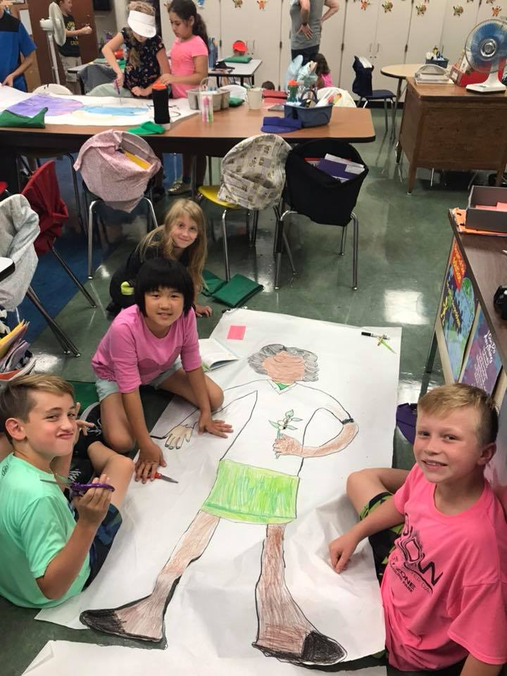 September 8th: Fourth Grade Scientist Projects